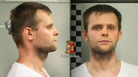Lukasz Herba foi detido por autoridades depois de libertar Ayling em consulado britânico de Milão