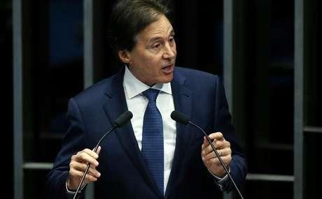 Presidente do Senado, senador Eunício Oliveira (PMDB-CE) 01/02/2017 REUTERS/Adriano Machado