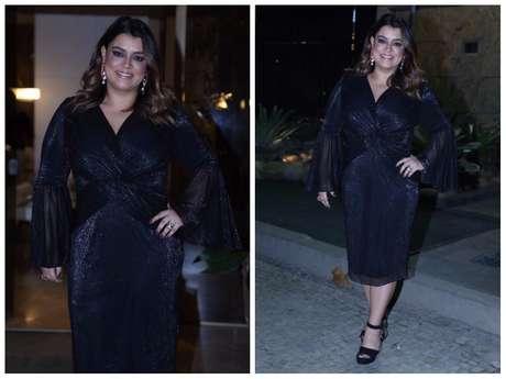 Preta Gil (Fotos: Anderson Borde/AgNews)