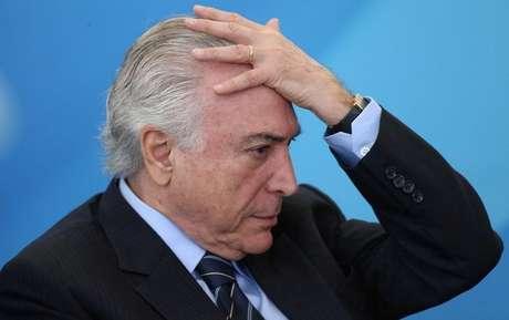 Presidente Michel Temer 13/07/2017 REUTERS/Adriano Machado