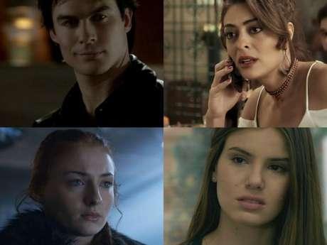 """""""A Força do Querer"""", Game of Thrones"""" e mais: veja 10 personagens que mudaram ao longo de suas tramas!"""