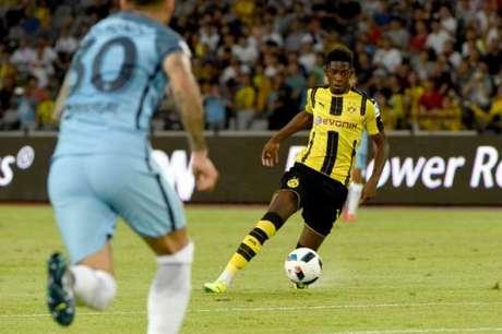 Borussia Dortmund revela ter recusado proposta do Barcelona por Dembélé