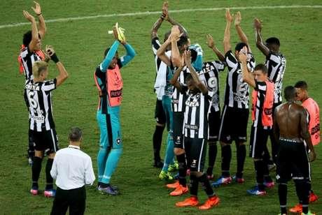 Glorioso tenta fazer por onde para continuar comemorando na Copa Libertadores (Satiro Sodré/SSPress/Botafogo)