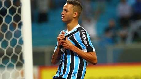 Luan vai anunciar o seu futuro nesta quinta — Grêmio