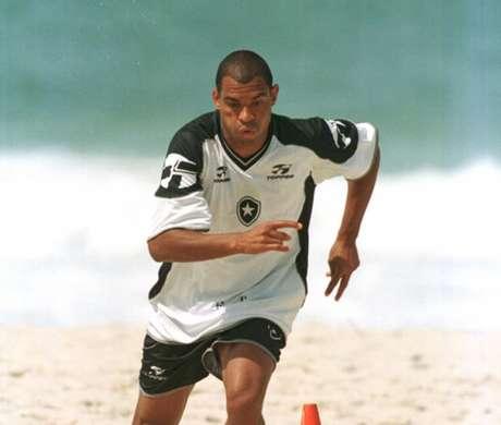O ex-atacante Donizete esteve presente no título brasileiro de 1995 do Botafogo (Foto: Cleber Mendes/Lance!)
