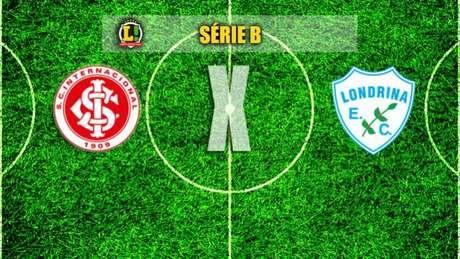 Pela primeira rodada do returno da Série B, Internacional recebe o Londrina às 16h30 deste sábado, no Beira-Rio