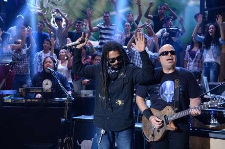 Banda O Rappa tem 24 anos de estrada e 12 discos lançados