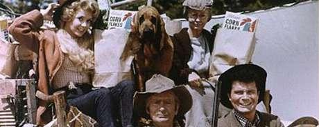A Família Buscapé foi ao ar na TV norte-americana de 1962 a 1971