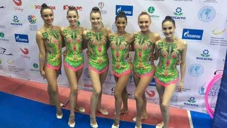 Brasil busca um bom resultado na Rússia visando o Mundial de Pesaro Divulgação