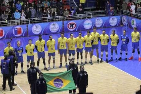 Seleção Brasileira é a maior campeã do Sul-Americano (Foto: Max Montecinos/FEVOCHI)