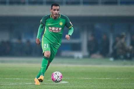 Renato Augusto marcou o segundo do Beijing Guoan (Foto: Divulgação)