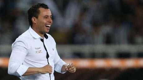Jair Ventura foi eleito o treinador revelação do Campeonato Brasileiro do ano passado (Vitor Silva/SSPress/Botafogo)