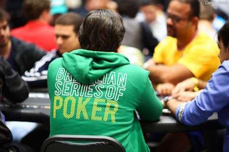 'Jogador da Etapa' no BSOP Foz será definido pelos resultados nos torneios paralelos, sem o Main Event (Divulgação)