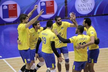 Brasil conquistou, na última sexta-feira, o 31º título do Sul-Americano (Foto: Max Montecinos/FEVOCHI)