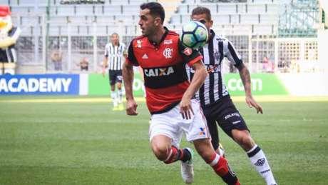Flamengo iniciou segundo turno com uma derrota (Dudu Macedo/Fotoarena)