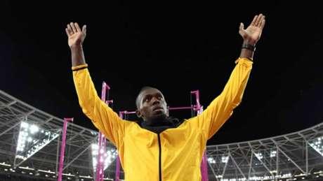 Usain Bolt se despede das pistas em Londres