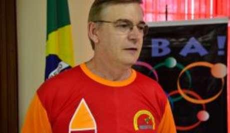 Professor João Canalle, coordenador da OBA