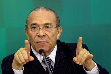 Meta de déficit de R$ 170 bi é especulação — Padilha
