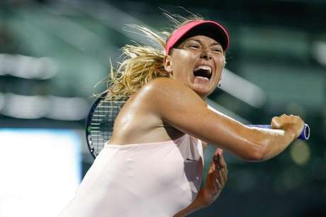 Tenista russa Maria Sharapova 31/07/2017 Stan Szeto-USA TODAY Sports
