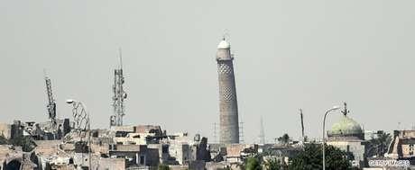 Minarete de al-Hadba