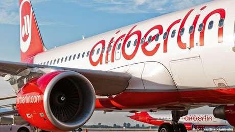 Air Berlin avança com pedido de insolvência