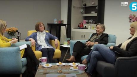 As três britânicas disseram ao programa Daily, da rádio 5 Live, que sexo depois dos sessenta é mais prazeroso