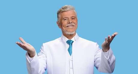 Senhor dos palcos, Miguel Falabella interpreta um Deus conectado com as modernidades