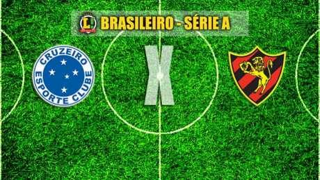 Cruzeiro e Sport se enfrentam às 16h deste domingo, no Mineirão, pela 21ª rodada do Campeonato Brasileiro
