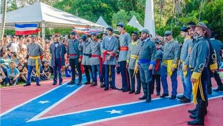 Confederados brasileiros sentem orgulho de seus antepassados e exaltam seus feitos