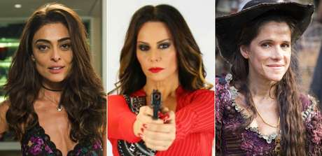As perigosas: personagens de Juliana Paes, Viviane Araújo e Ingrid Guimarães desafiam a lei e a ética