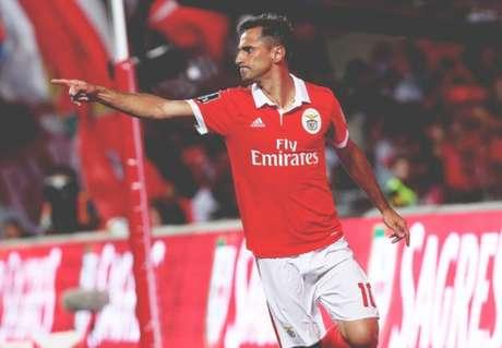 Benfica 5, Belenenses 0 — Resultado Final