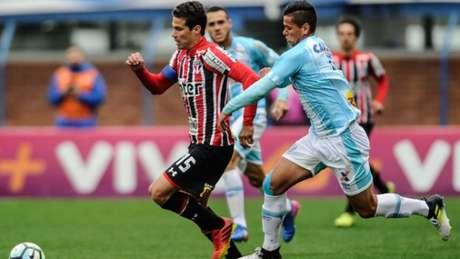 Em jogo equilibrado, Avaí e São Paulo empataram na Ressacada - #Eduardo Valente