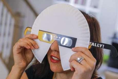Norte-americanos se preparam para ver eclipse solar tota. No Brasil, parte do eclipse poderá ser visto no Norte e Nordeste do país