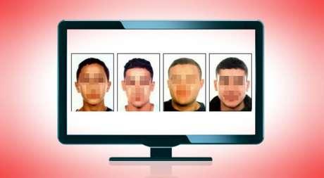 Os rostos do terror não merecem ganhar a publicidade planejada