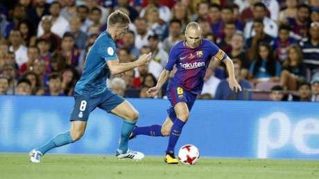 Iniesta pondera deixar Camp Nou no final da temporada — Barcelona