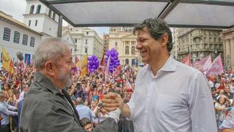'O mínimo que devo ao Lula é lealdade', diz Haddad sobre possibilidade de ser candidato no próximo ano