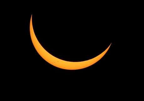Eclipse solar é o primeiro dos últimos 99 anos nos EUA