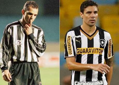 Sandro e Bolívar foram importantes em diferentes gerações da equipe de General Severiano (Fotos: Lance!)