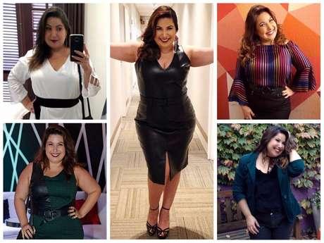 Looks de Mariana Xavier