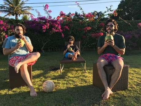 Alarmes, banda de Brasília destaque da cena do novo rock nacional
