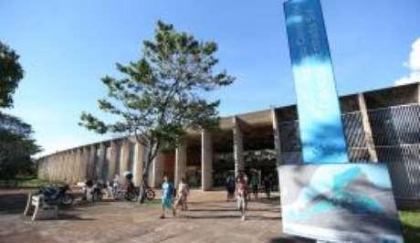 Campus da Universidade de Brasília (UnB)