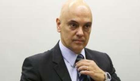 O ministro do STF Alexandre de Moraes