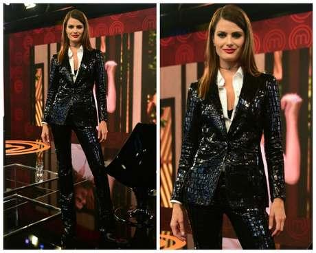 Isabeli Fontana (Fotos: Leo Franco/Agnews)
