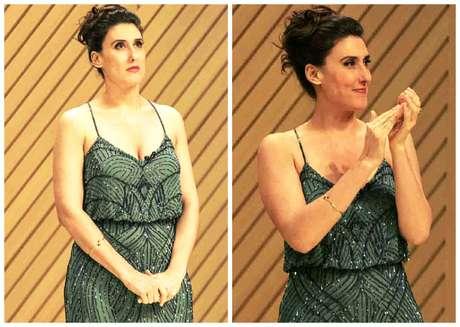Paola Carosella (Fotos: Leo Franco/AgNews)