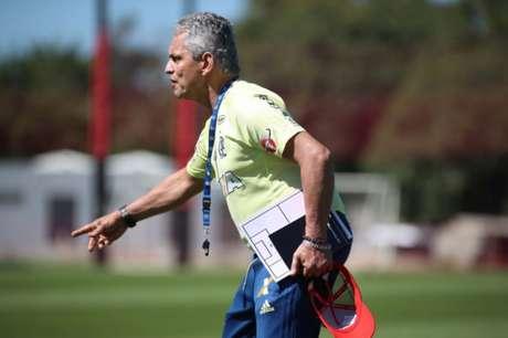 Rueda vai para o seu segundo jogo na Ilha do Urubu (Gilvan de Souza / Flamengo)