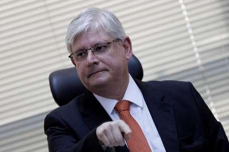 Procurador-geral da República, Rodrigo Janot, durante seminário em Brasília 19/06/2017 REUTERS/Ueslei Marcelino