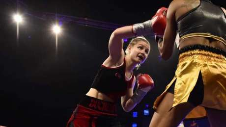 Angélique Duchemin somava 14 vitórias e nenhuma derrota