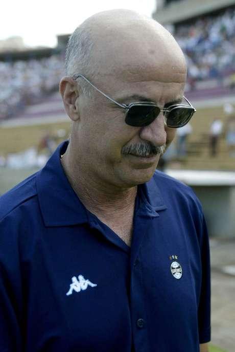 Claudio Duarte, último técnico do Grêmio na campanha do rebaixamento de 2004