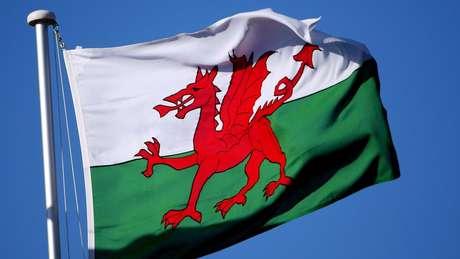 Bandeira de Gales