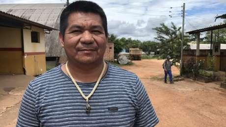 Clóvis Curubão é o único prefeito indígena do país e apoia a regulamentação